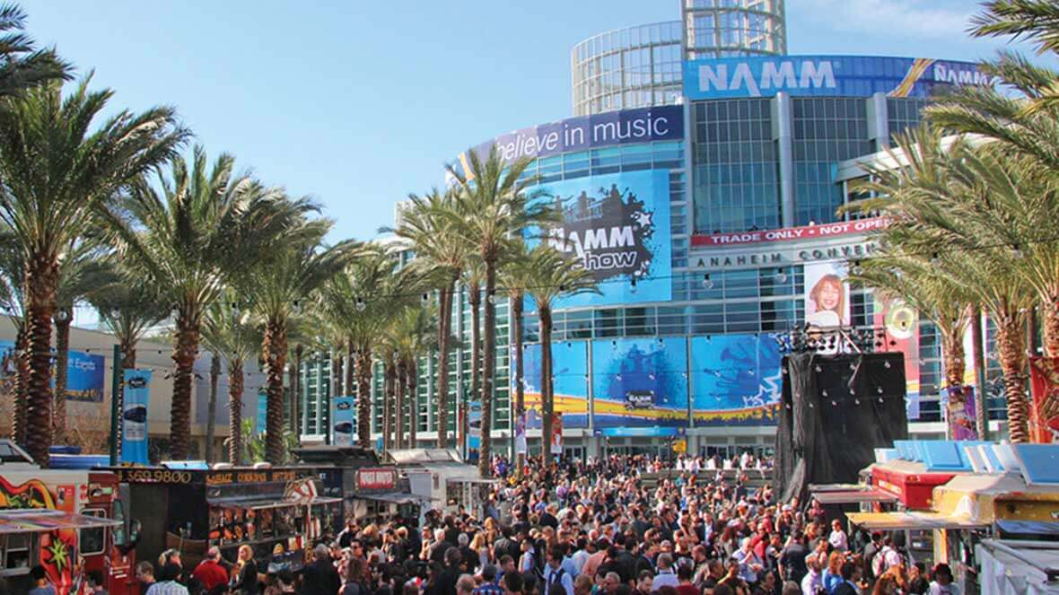 ADSR Goes To NAMM 2017