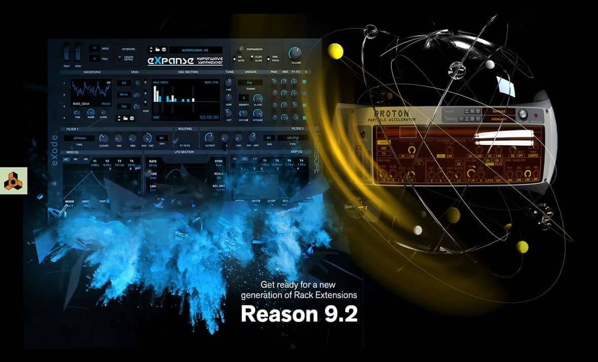Reason 9.2 Released - Enhances DSP Development