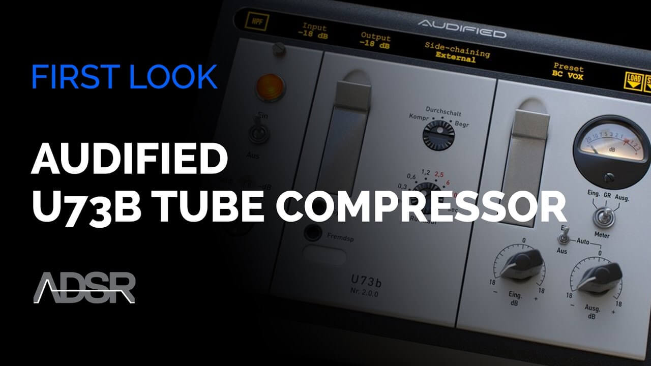 Video related to u73b Compressor