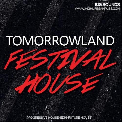 Tomorrowland Festival House