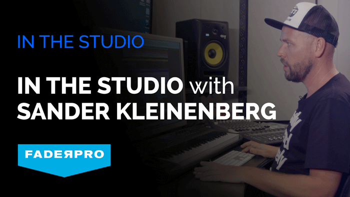 In The Studio With Sander Kleinenberg
