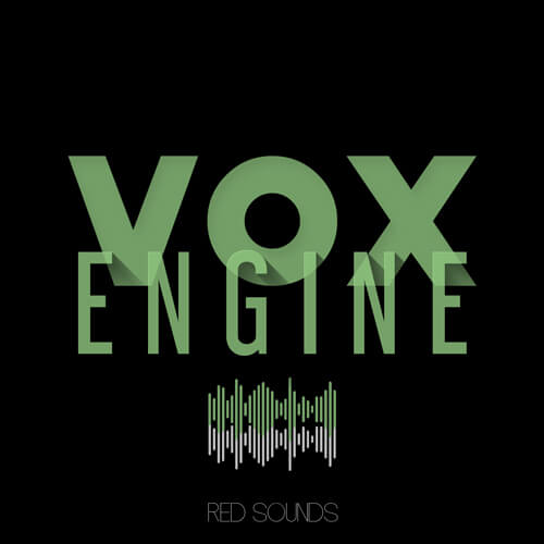 VOX ENGINE - Vocal Chops For Kontakt