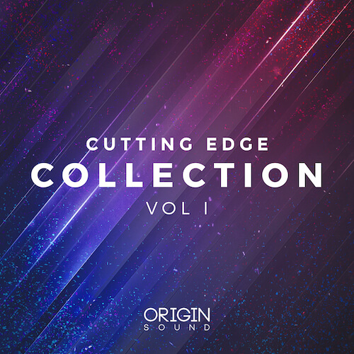 Cutting Edge Collection Vol 1