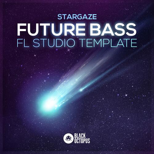 Stargaze Future Bass FL Studio Template