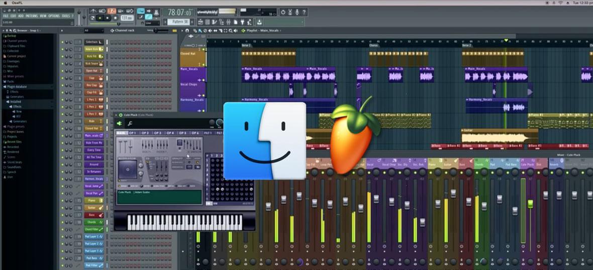 FL Studio On Mac - Image Line Wants Your Help