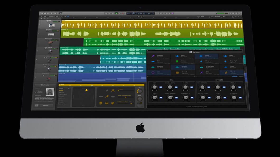 Apple Has Updated Logic Pro X To 10.3.1