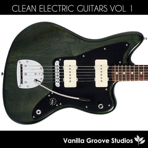 Clean Electric Guitars Vol 1