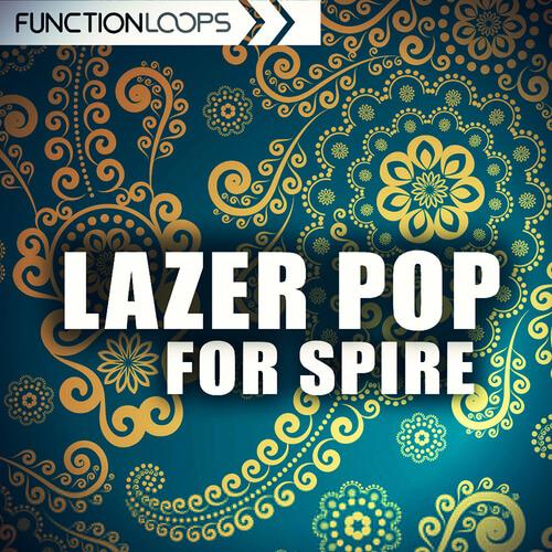 Lazer Pop for Spire