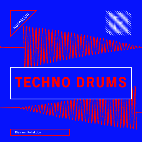 Riemann Techno Drums 2