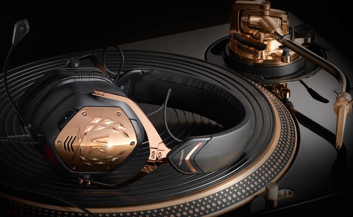V-MODA Introduces Crossfade 2 Wireless, Hi-Fi Headphones For The Studio