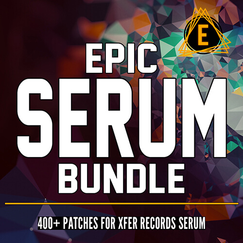 Epic Serum Bundle