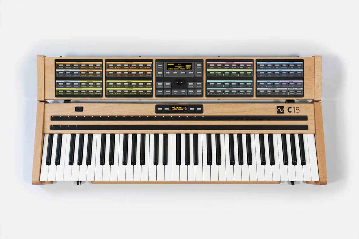 Nonlinear Labs C15 Synthesizer Now Available For Preorder