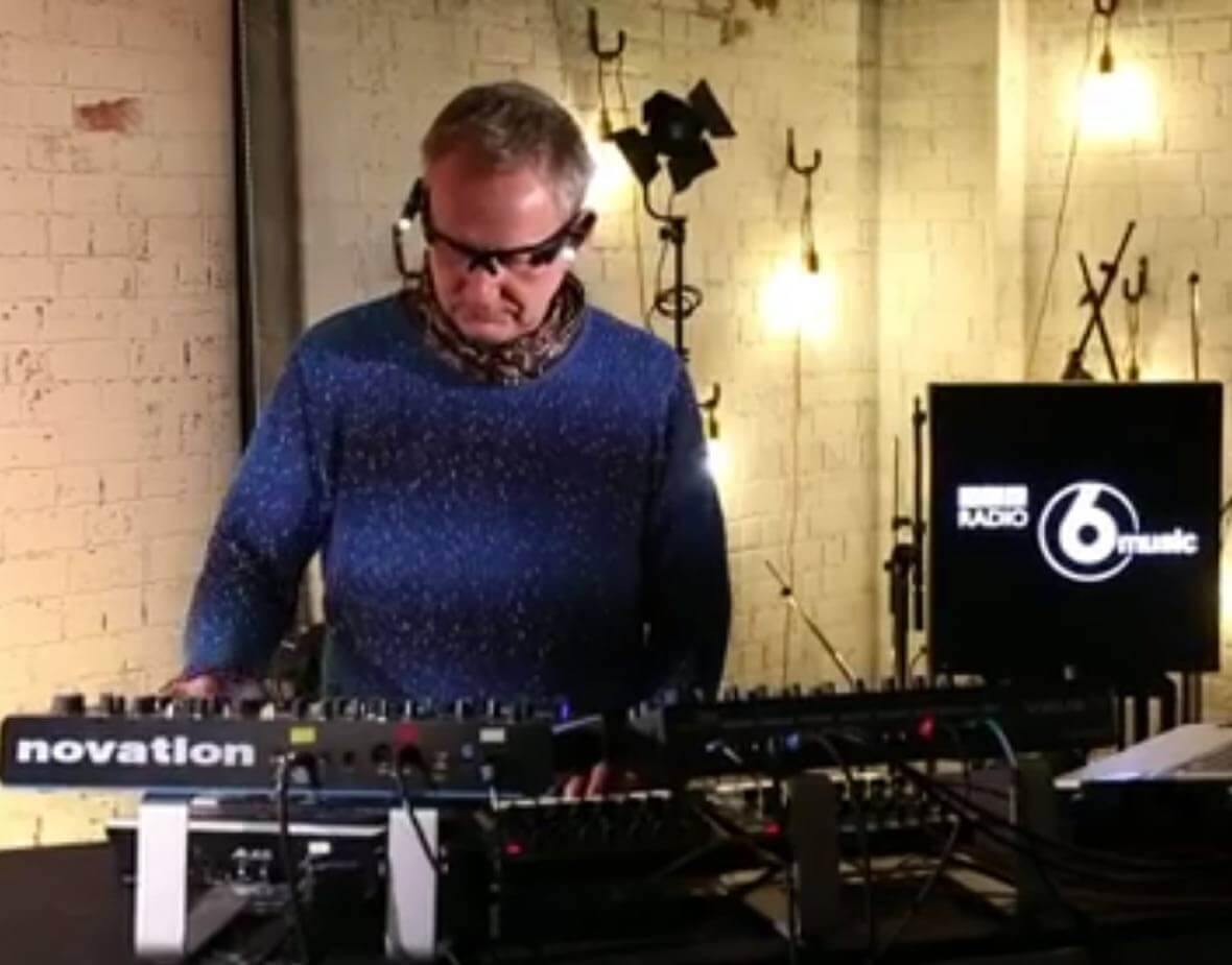"Orbital Performs Classic House Track ""Chime"""
