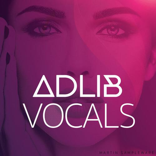Adlib Vocals Vol 1