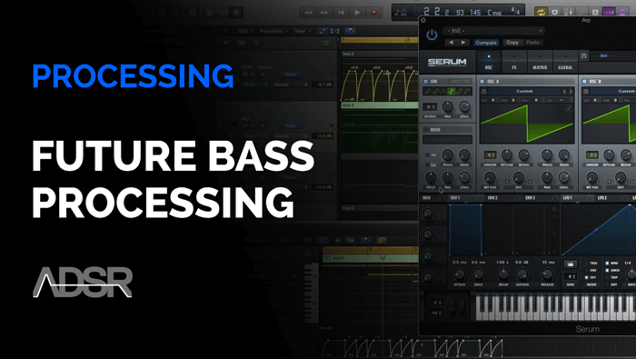 Future Bass Processing