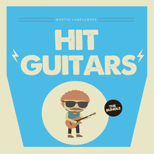 Hit Guitars Bundle (Vols 1 & 2)