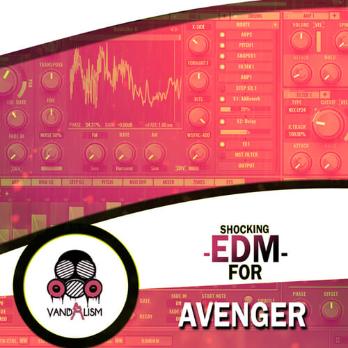 Shocking EDM For Avenger