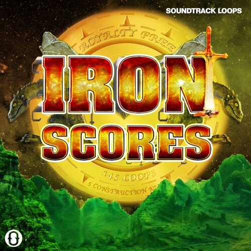 Iron Scores - Orchestral Soundscapes