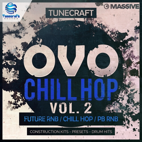 Tunecraft OVO Chill Hop Vol.2