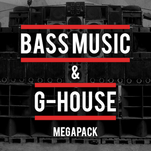 Bass Music & G House Megapack