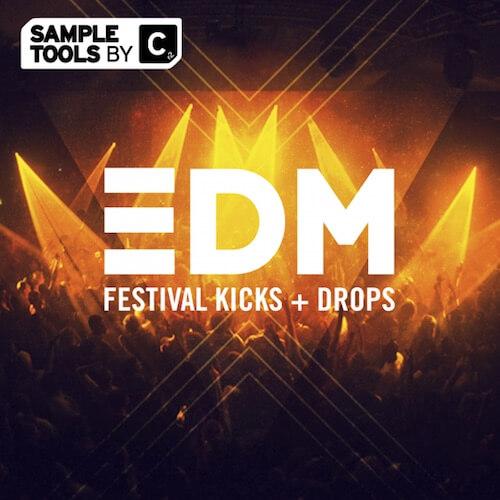 EDM Festival Kicks & Drops