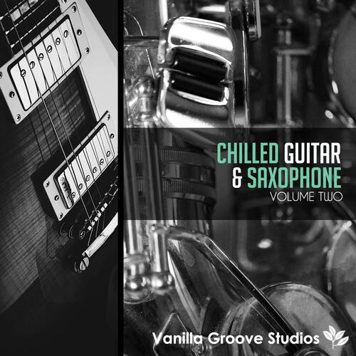 Chilled Guitar & Saxophone Vol 2