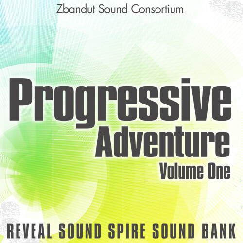 Progressive Adventure Vol.1