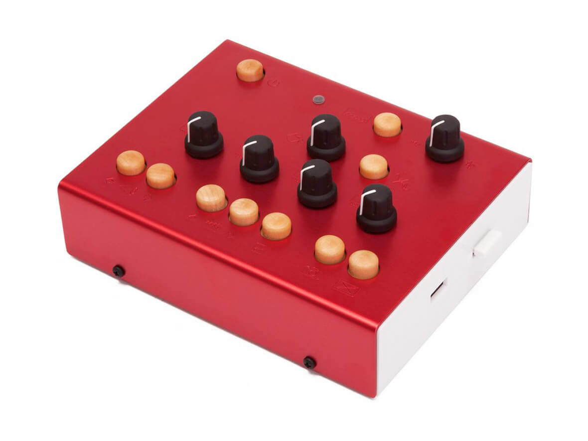 Critter & Guitari Releases ETC Video Synthesizer