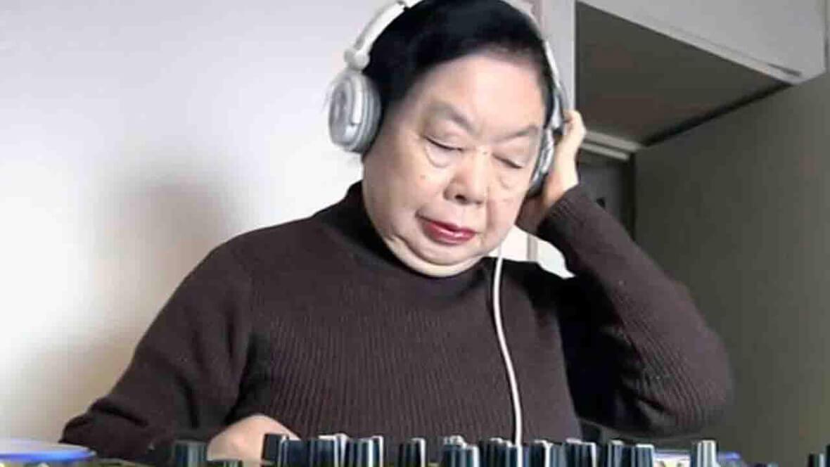 82-Year-Old DJ, Sumiko Iwamuro, Spins Decks With Passion