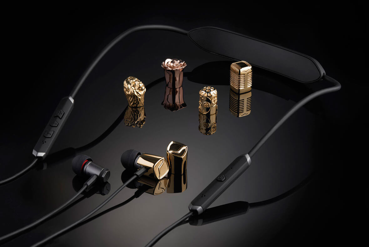 V-MODA Launches Shipment Of Forza Metallo Wireless Headphones