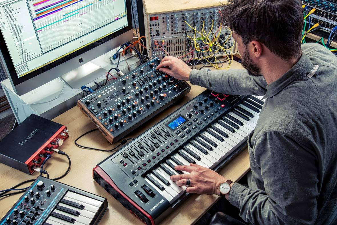 Novation Announces Peak, New Desktop Polyphonic Synthesizer