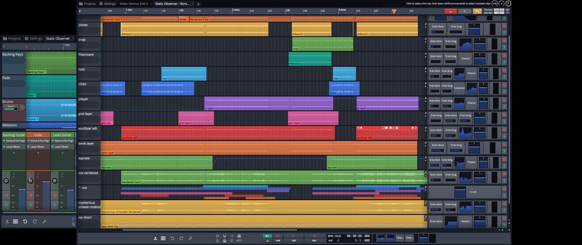 Tracktion Releases Waveform, DAW To Inspire Creativity