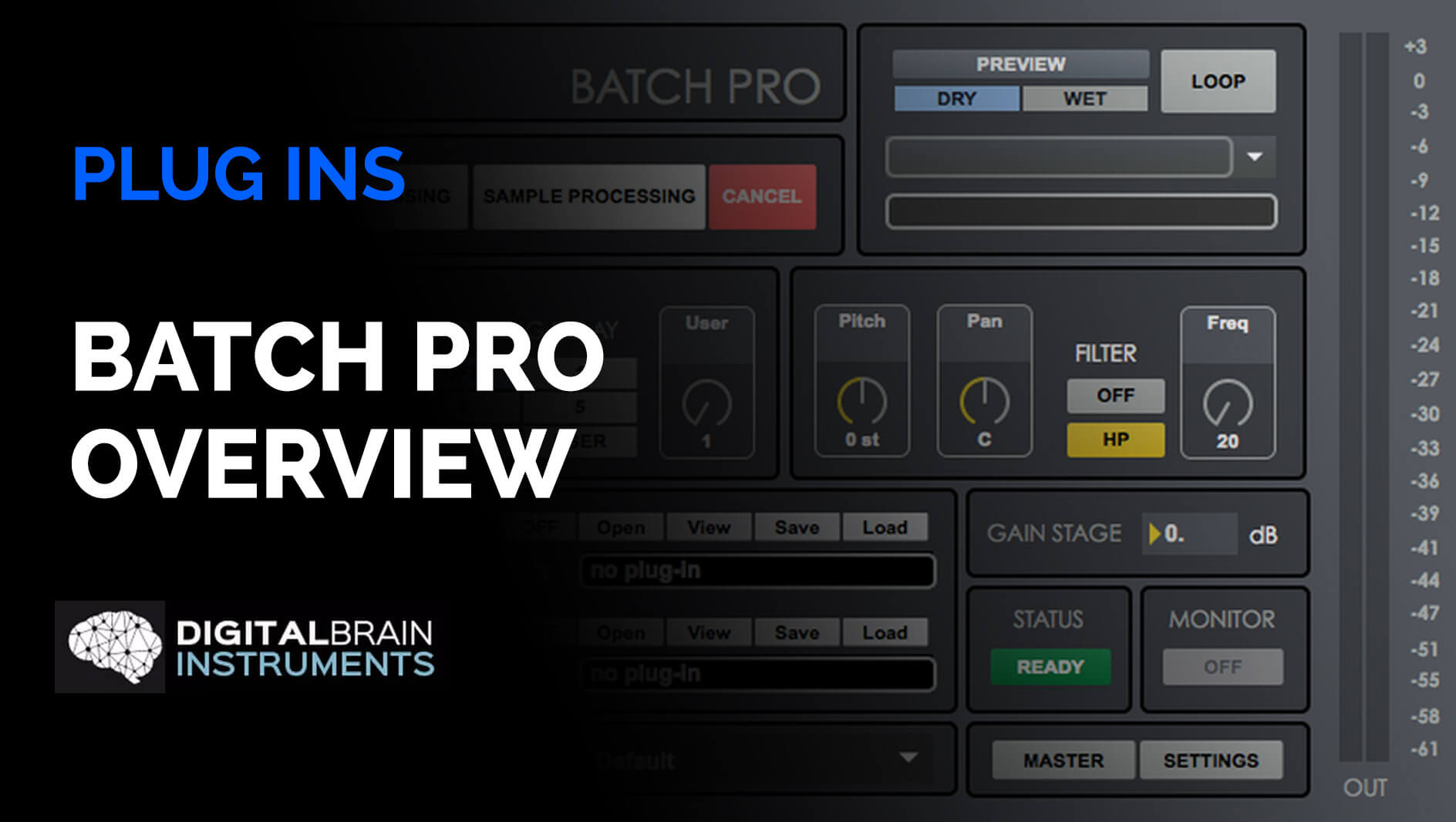 Video related to Batch Pro