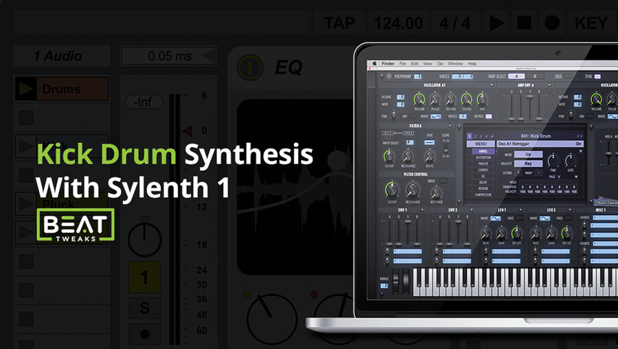 Kick Drum Synthesis With Sylenth1