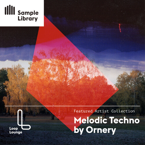 Melodic Techno by Ornery