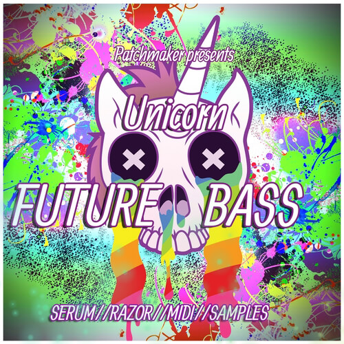 Unicorn Future Bass | Serum & Razor
