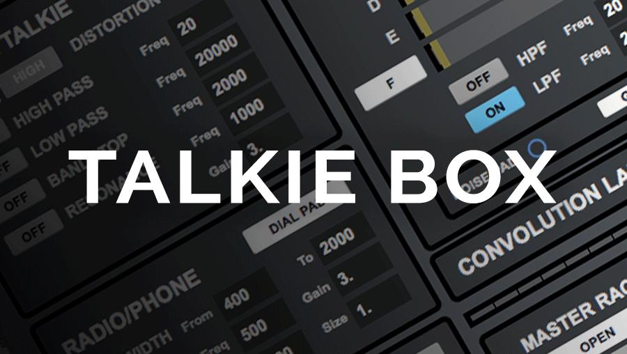 Talkie Box