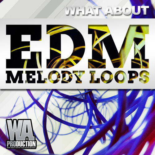 What About: EDM Melody Loops