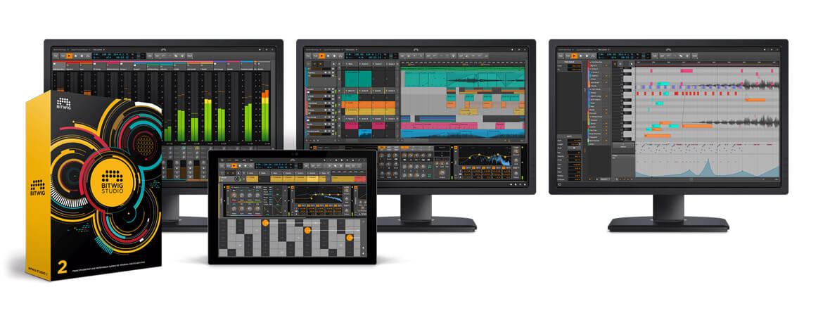 Bitwig Studio 2.1 Is Released - New Devices, Sounds and Features