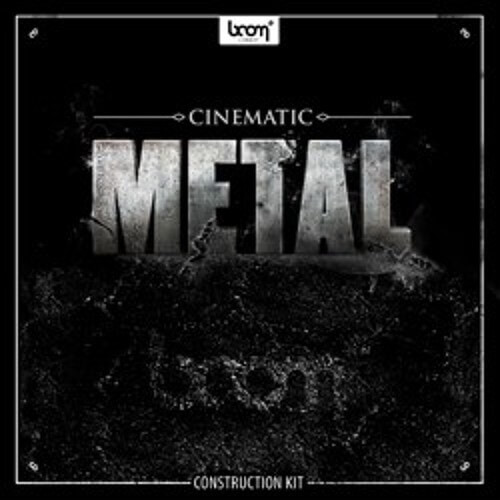 Cinematic Metal - CONSTRUCTION KIT