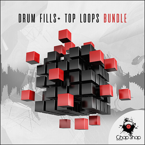 Drum Fills + Top Loops Bundle