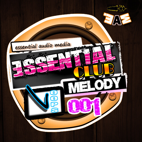 Essential Club Melody Loops Vol 1