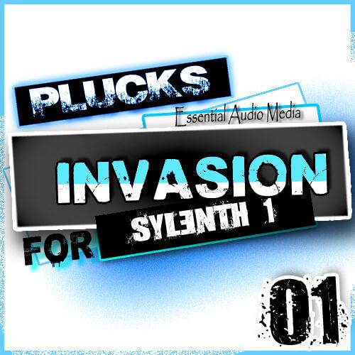 Plucks Invasion Vol 1