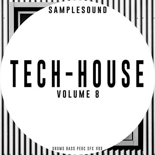 Tech-House Volume 8