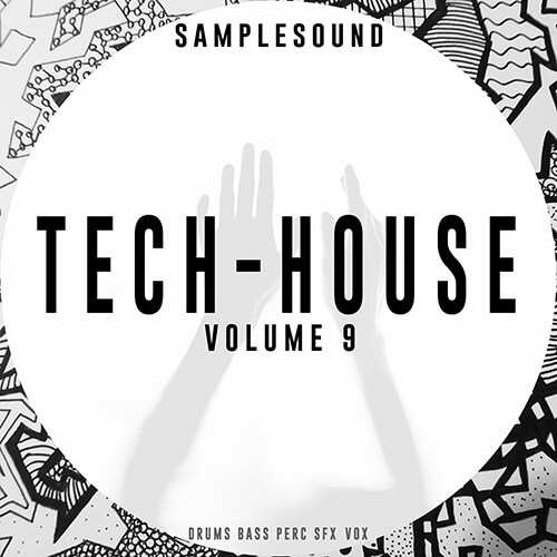 Tech-House Volume 9