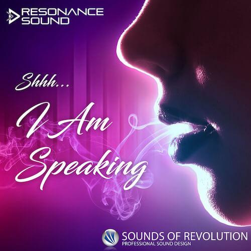 Shh... I Am Speaking
