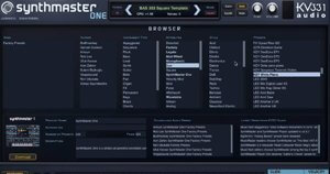 synthmaster-one-browser