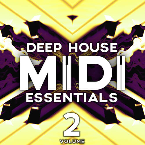 Deep House MIDI Essentials 2