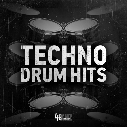 Techno Drum Hits