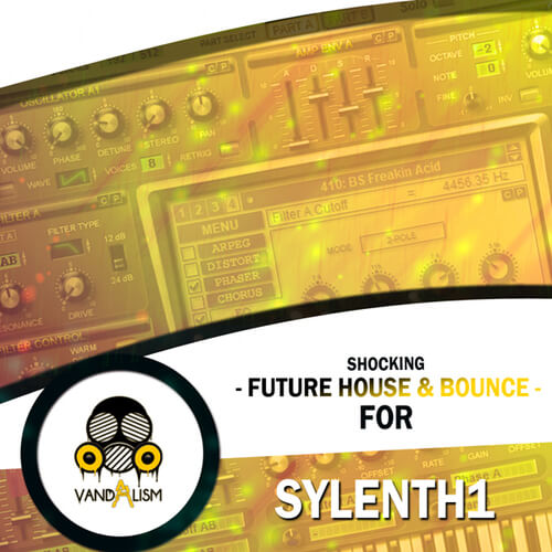 Shocking Future House & Bounce For Sylenth1